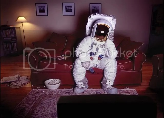 Unemployed astronaut