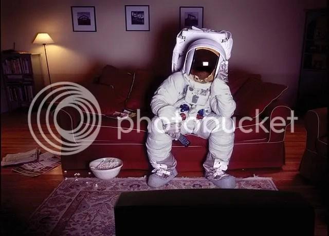 Unemployed astronaut