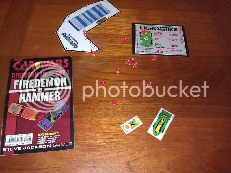 CAR WARS 5th Edition