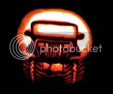 Jeep Pumpkin Stencils The Top Destination For Jeep JK And JL Wrangler News