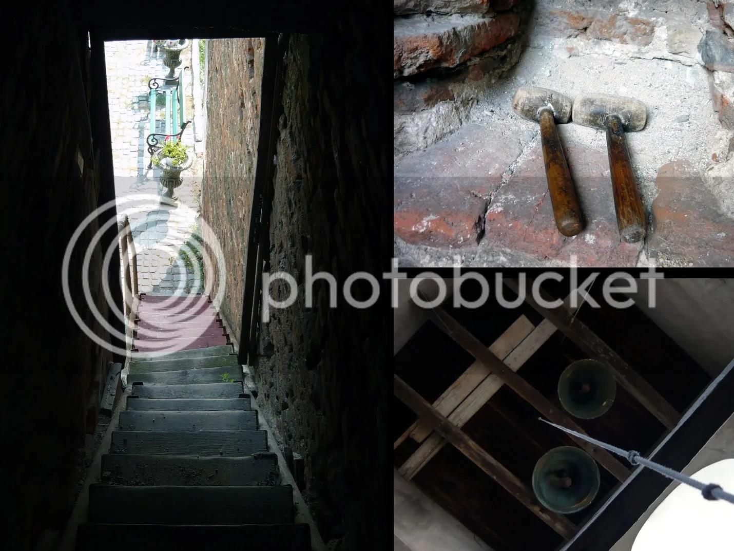 fotografii din clopotniţa mănăstirii