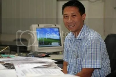 Jan Ced, Father of the Internet in GenSan