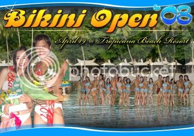 Bikini Open Poster
