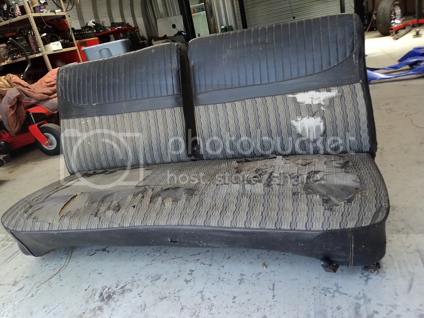 1961 Ford Falcon Seat Covers