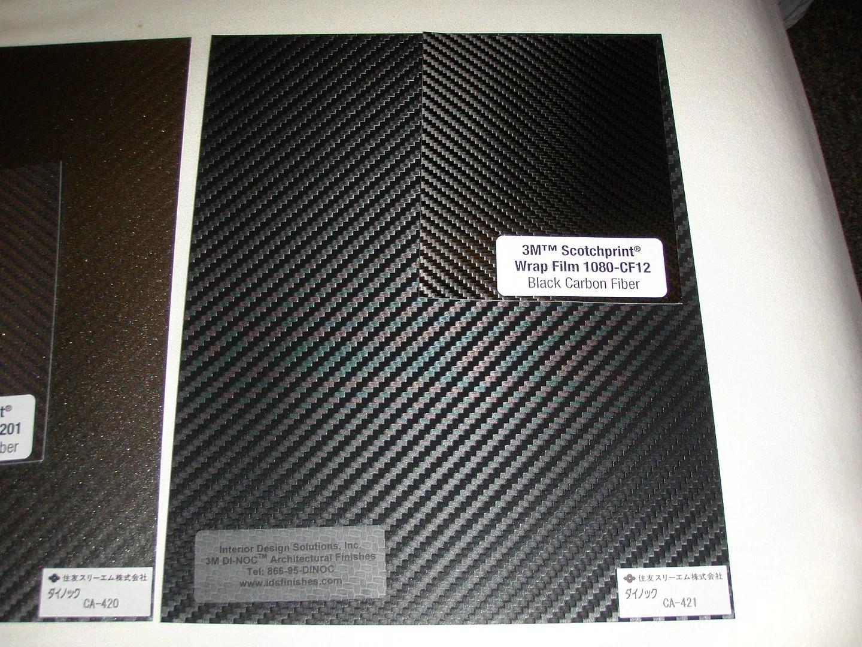 Fiber Carbon Cars Wrap Anthracite