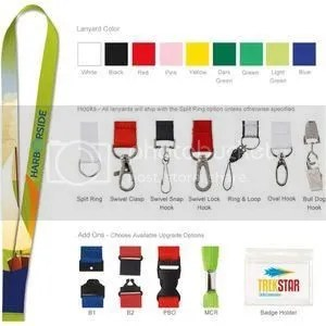 customized lanyards online