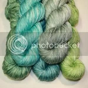 4ply silk