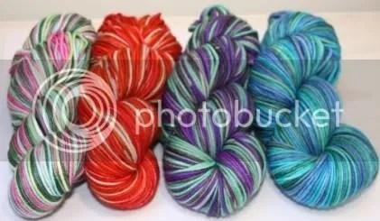 DK merino and silk