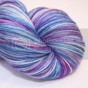 purple haze sock yarn