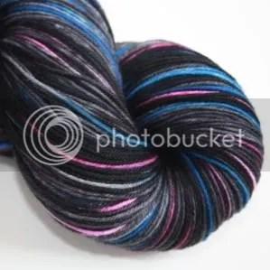 Baby digger sock yarn