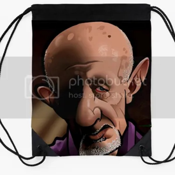 Breaking Bad drawstring bag