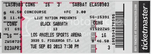 Sabbath ticket