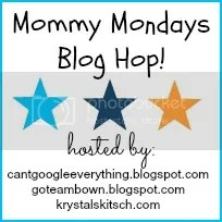 Mommy Mondays