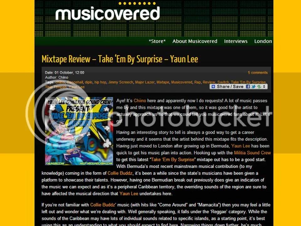 MUSICOVERED.com