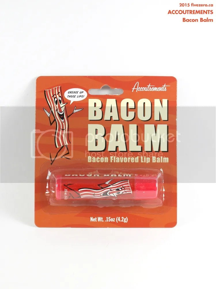 Accoutrements Bacon Flavored Lip Balm