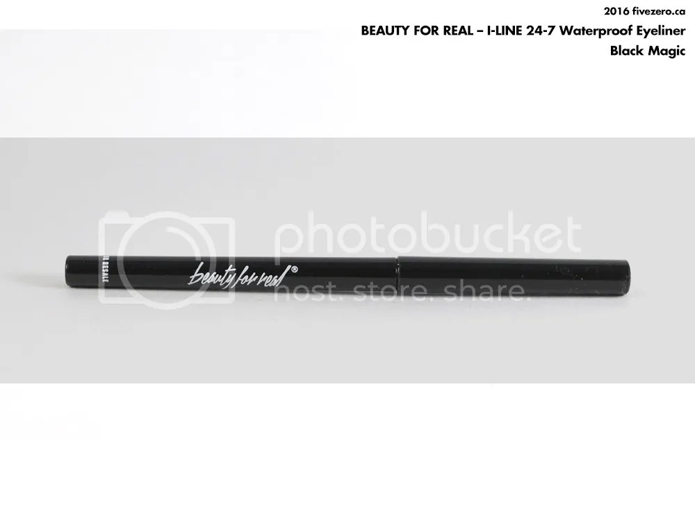 Beauty for Real I-LINE 24-7 Waterproof Eyeliner in Black Magic