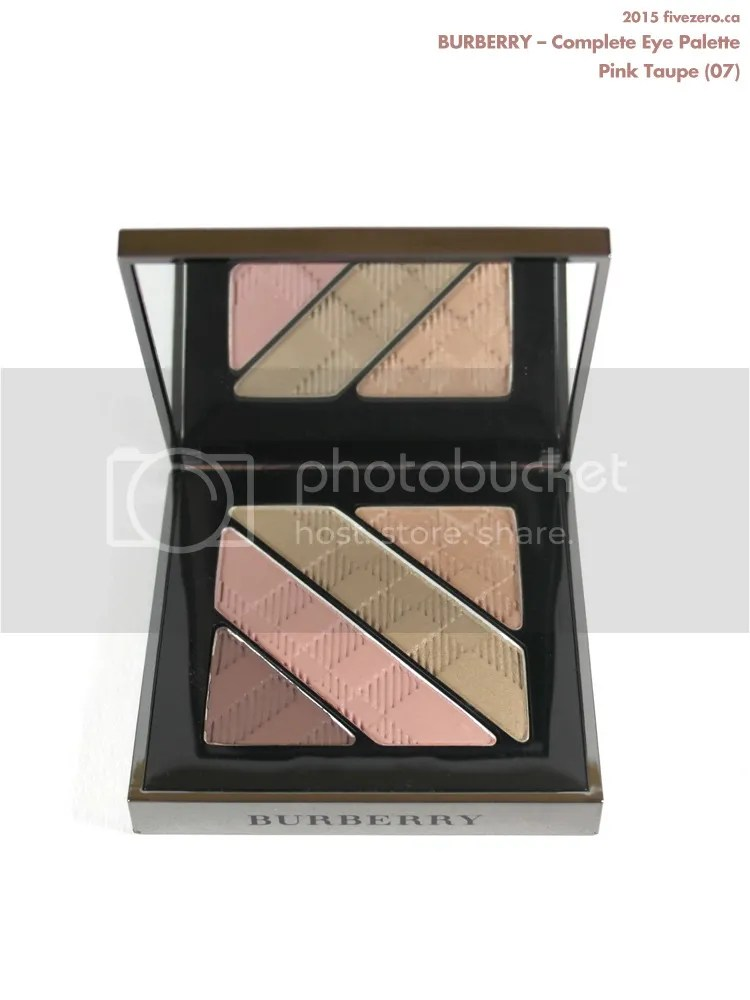 Burberry Complete Eye Palette in Pink Taupe