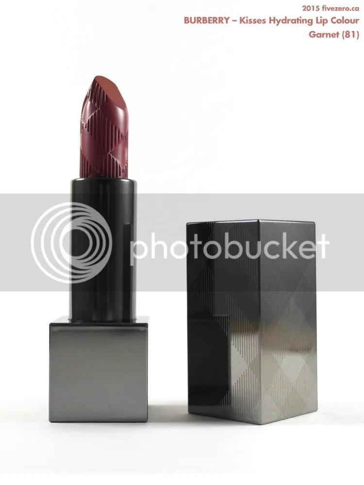 Burberry Kisses Hydrating Lip Colour in Garnet
