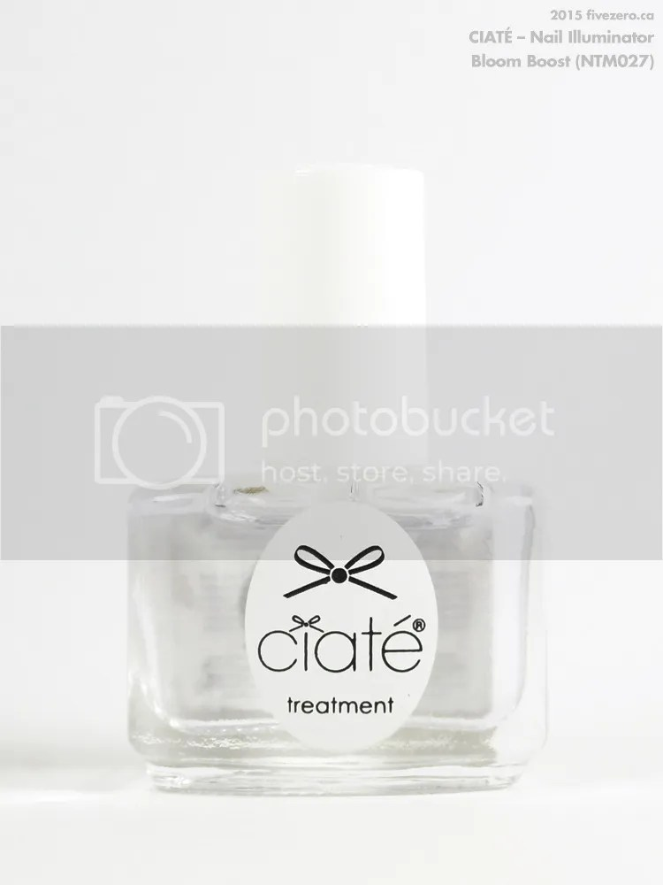 Ciaté Nail Illuminator Treatment in Bloom Boost