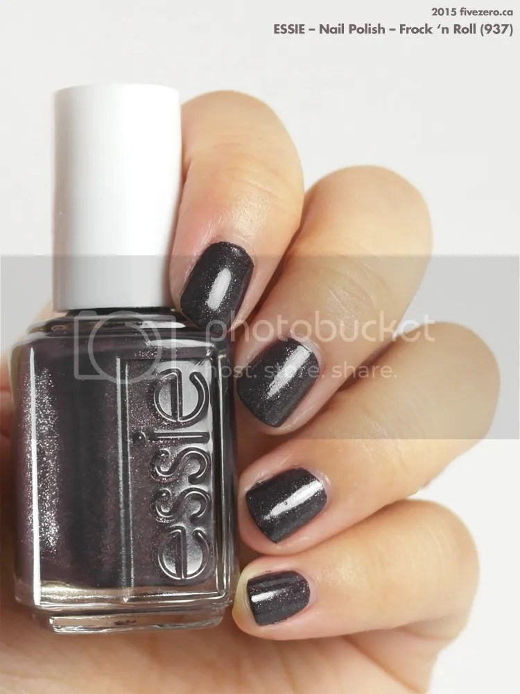 Essie Nail Polish in Frock 'n Roll, swatch