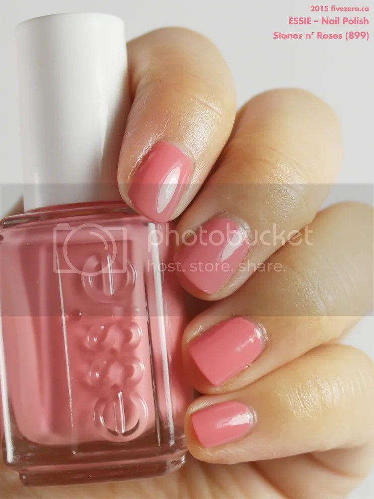 Essie Nail Polish in Stones n' Roses, swatch