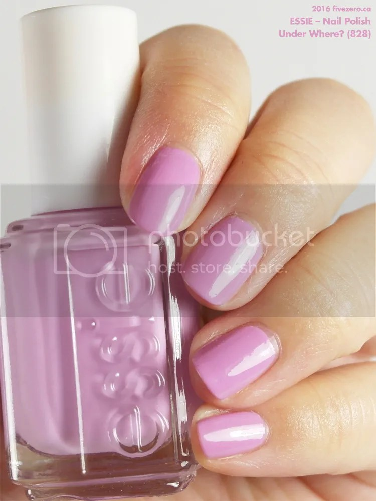 Essie Nail Polish in Under Where?, swatch