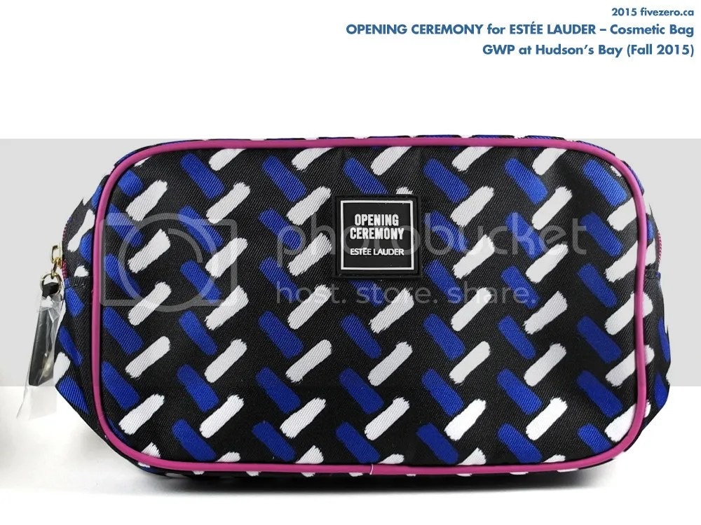 Opening Ceremony for Estée Lauder Cosmetic Bag GWP