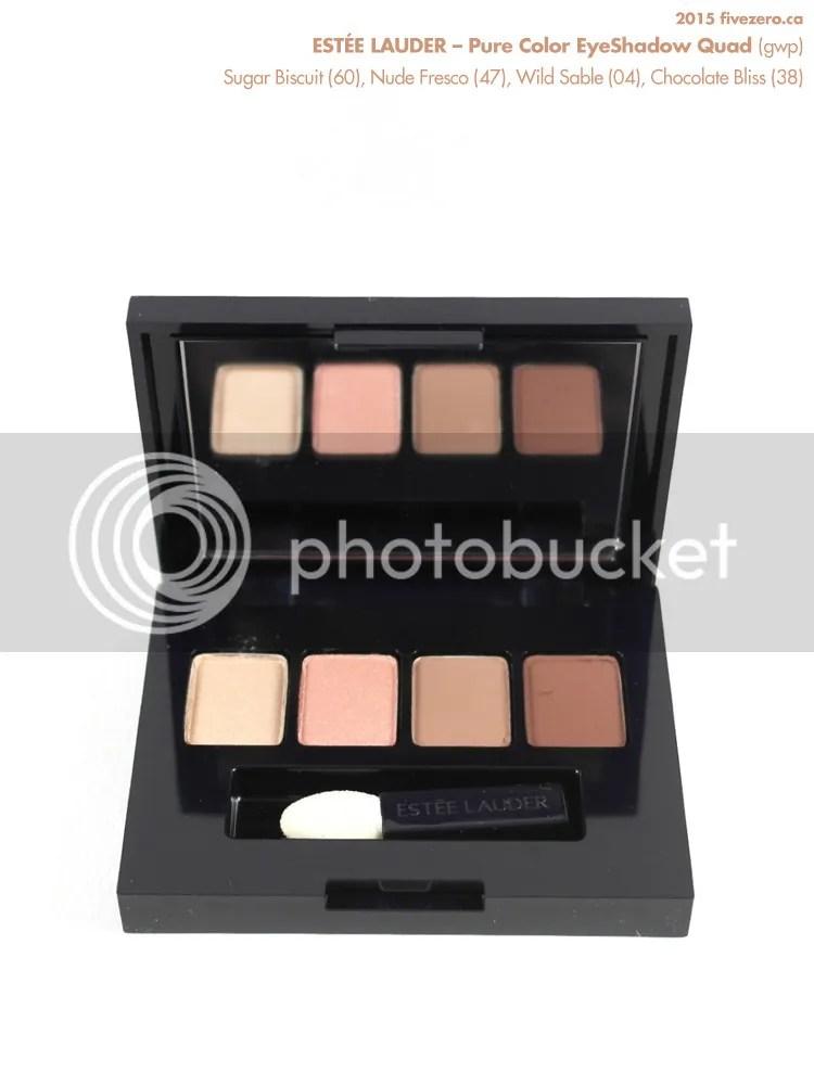 Estée Lauder Pure Color EyeShadow Quad GWP