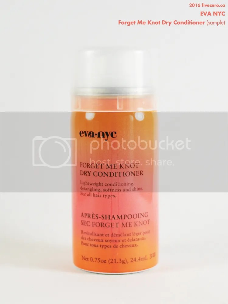 Eva NYC Forget Me Knot Dry Conditioner (mini)