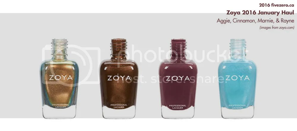 Zoya 4YOU promo january 2016