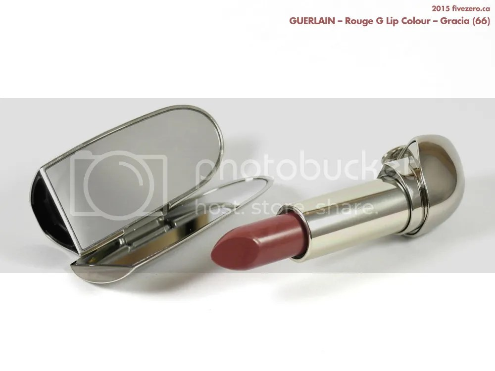 Guerlain Rouge G Exceptional Complete Lip Colour in Gracia