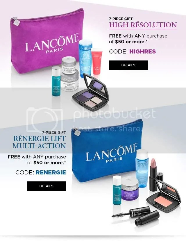 Lancome.ca GWP August 2015