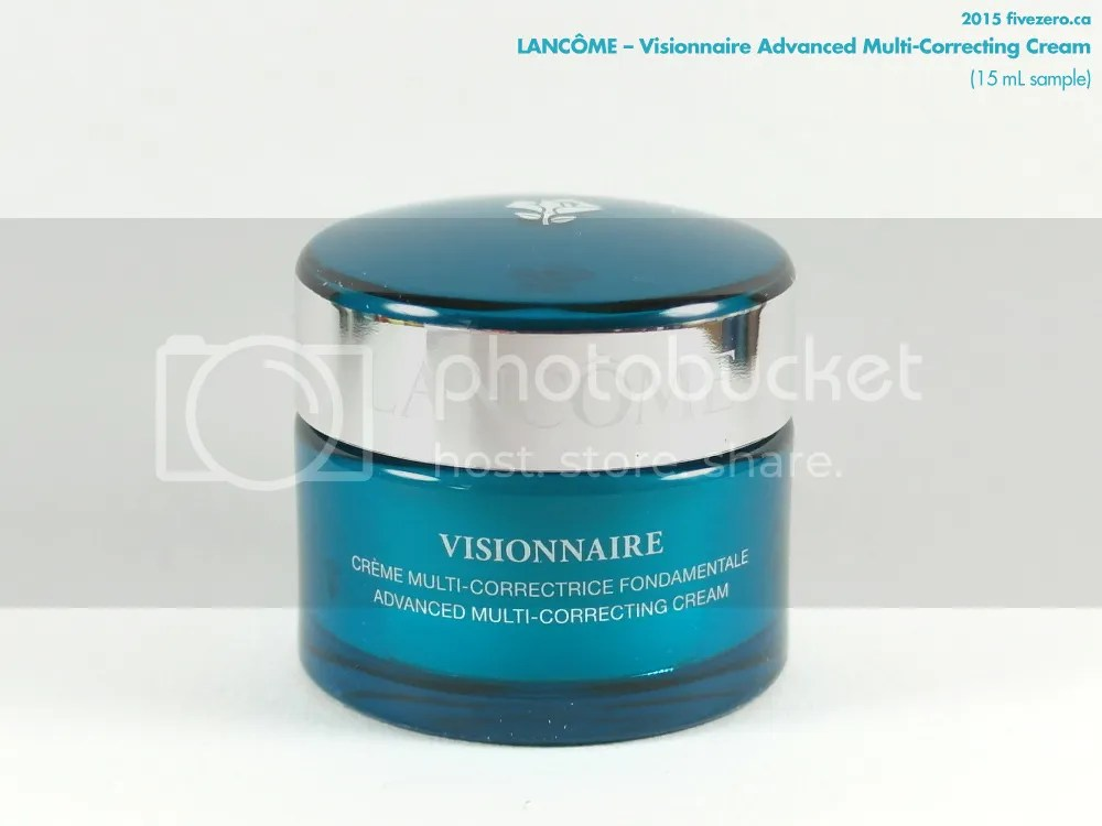Lancôme Visionnaire Advanced Multi-Correcting Cream, 15 mL sample