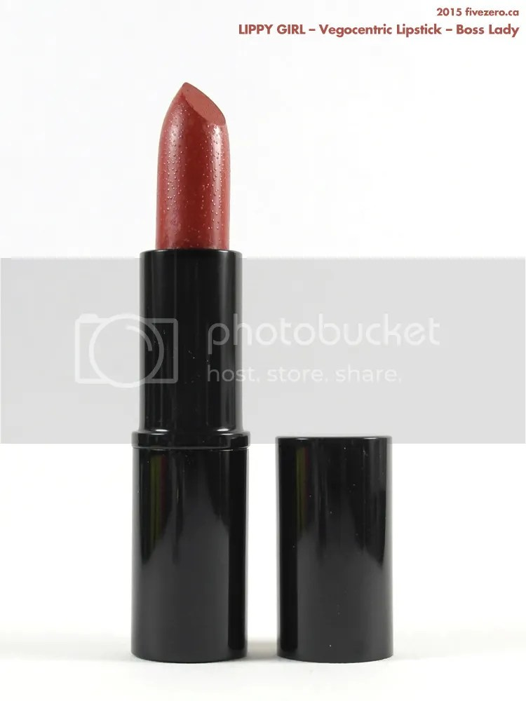 Lippy Girl Vegocentric Lipstick in Boss Lady