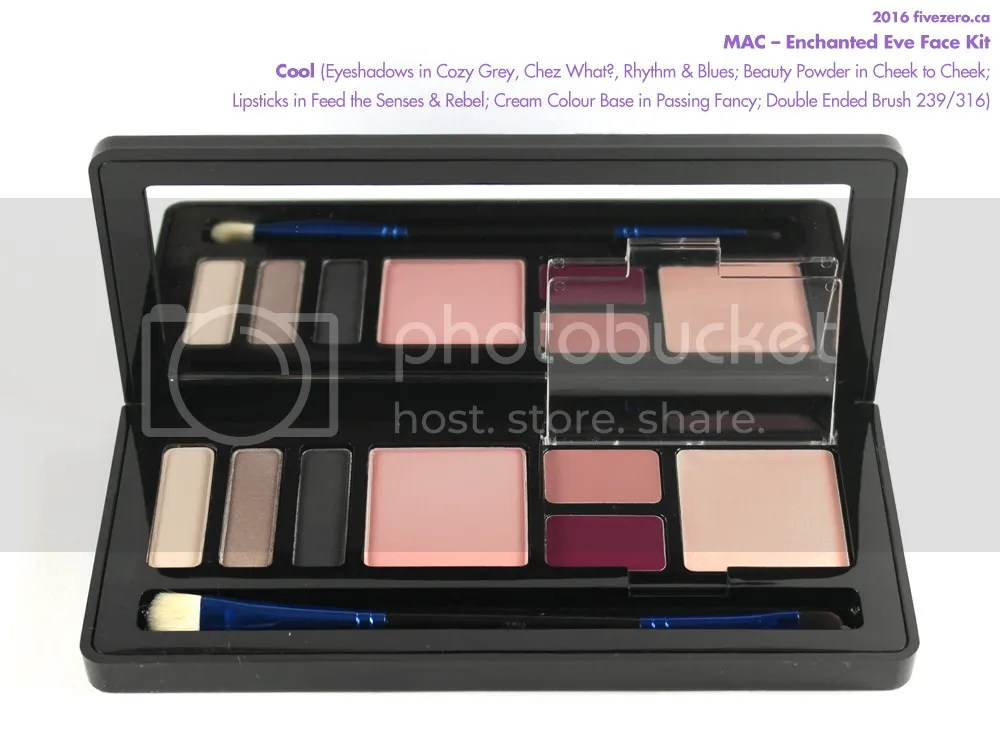 MAC, Enchanted Eve Face Kit in Cool, Holiday 2015