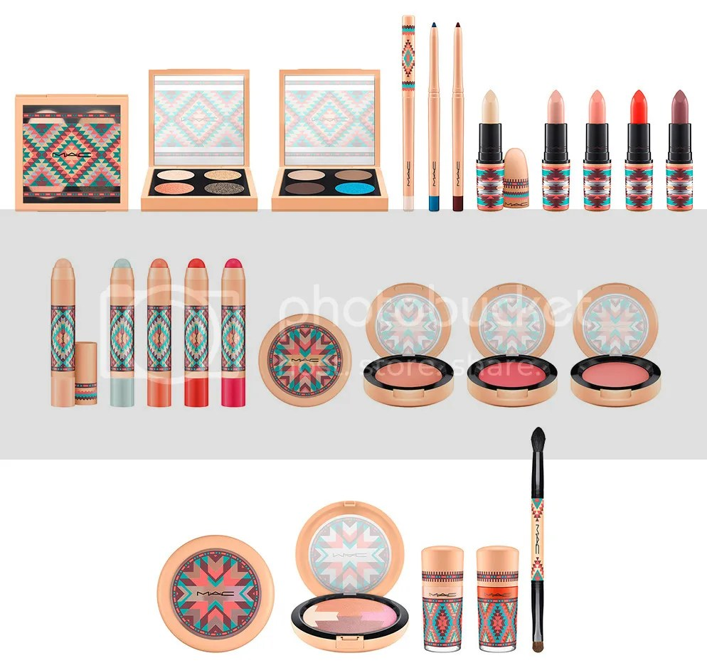 MAC, Vibe Tribe, Summer 2016 collection