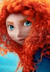 Merida in Disney's Brave