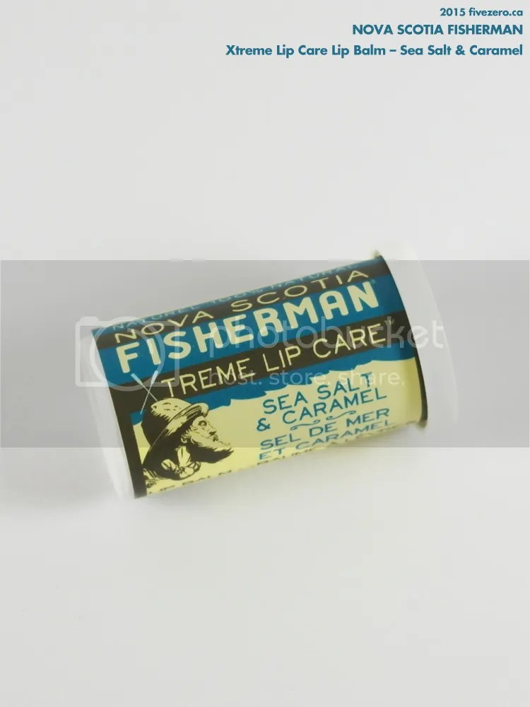 Nova Scotia Fisherman Xtreme Lip Care Lip Balm in Sea Salt & Caramel