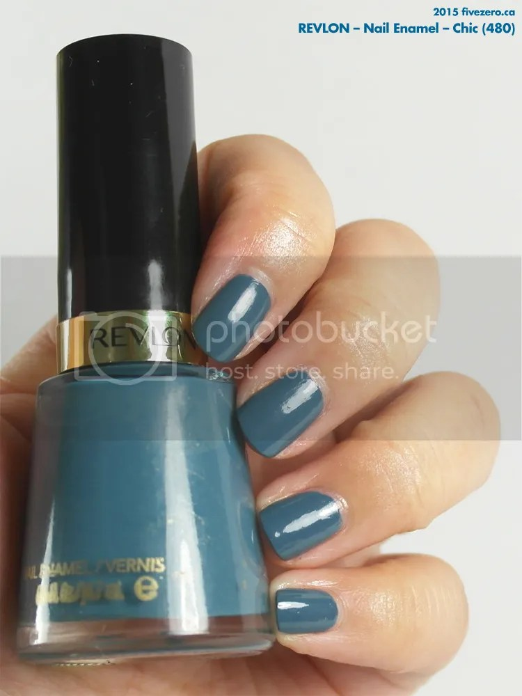 Revlon Nail Enamel in Chic, swatch