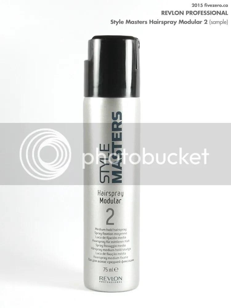 Revlon Professional Style Masters Modular Hairspray, sample