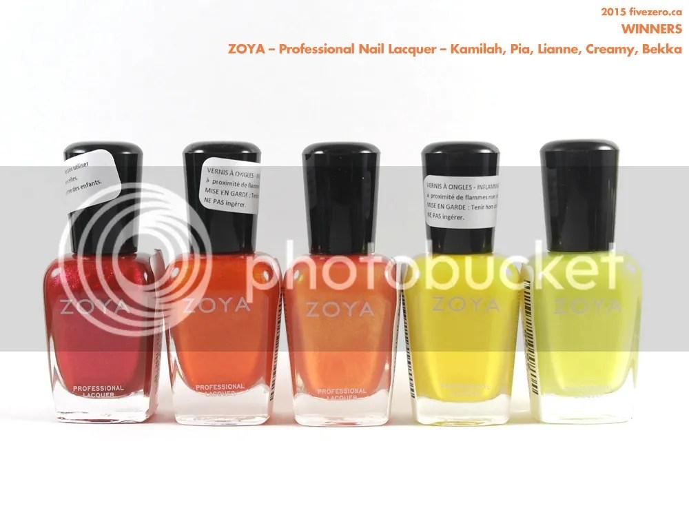 Winners Canada haulage, Zoya nail polish