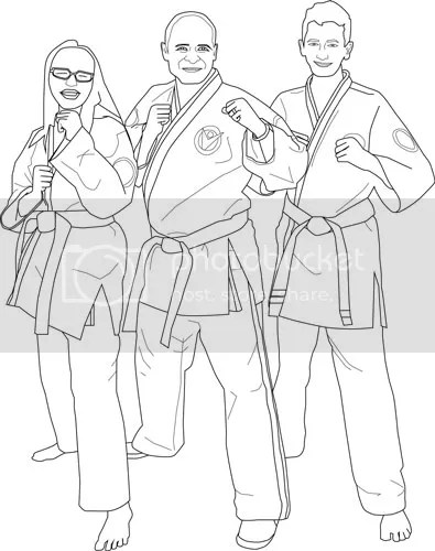 Ever Been Made Into a Coloring Page?