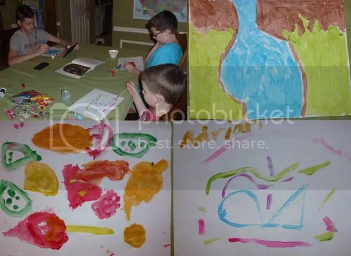 Confessions of a Homeschooler World's Greatest Artists Review