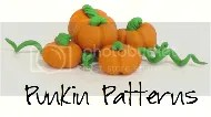 Punkin Patterns Button