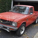 Luvtruck Com View Topic 1980 Chevy Luv 4x4 Parts Hurry