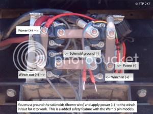 Winch Incab switch wiring diagrams  DIY Modifications & Accessories  myPatrol4x4