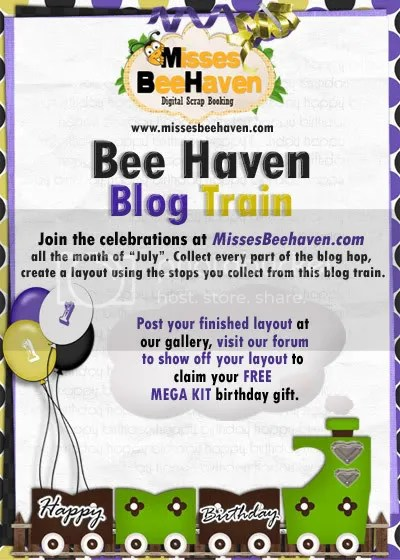 Bee Haven Blog Train Misses BeeHaven