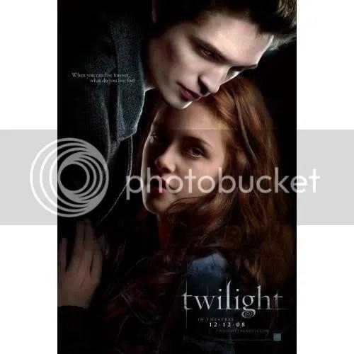 Poster Promo Crepúsculo