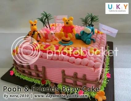 cake pooh bandung