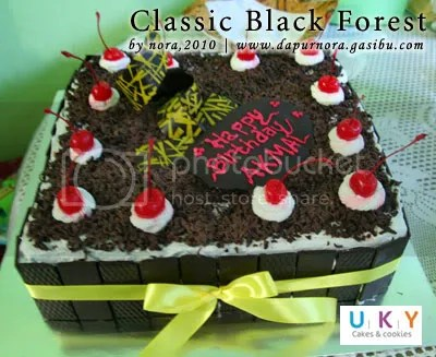 black forest bandung